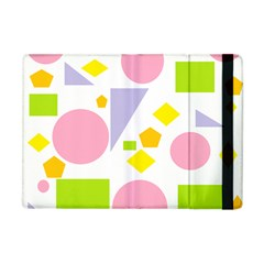 Spring Geometrics Apple Ipad Mini Flip Case by StuffOrSomething