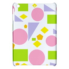 Spring Geometrics Apple Ipad Mini Hardshell Case by StuffOrSomething