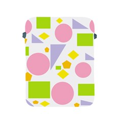 Spring Geometrics Apple Ipad Protective Sleeve by StuffOrSomething