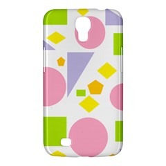 Spring Geometrics Samsung Galaxy Mega 6 3  I9200 Hardshell Case by StuffOrSomething
