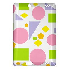 Spring Geometrics Kindle Fire Hd 7  (2nd Gen) Hardshell Case by StuffOrSomething