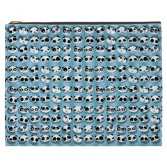 Panda Panda Cosmetic Bag (xxxl) by undertwisted