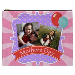 Mothers Day By Mom   Cosmetic Bag (xxxl)   Zrf69rc3qsb8   Www Artscow Com Front