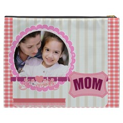 Mothers Day By Mom   Cosmetic Bag (xxxl)   G68igbg3tddu   Www Artscow Com Back