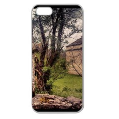 Toulongergues2 Apple Seamless Iphone 5 Case (clear) by marceau