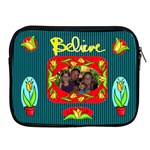 Believe applie iPad zipper case - Apple iPad 2/3/4 Zipper Case