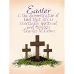 easter card - Greeting Card 4.5  x 6