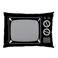 Television Pillow Case (two Sides)