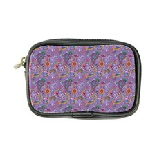 Purple Paisley Coin Purse by StuffOrSomething