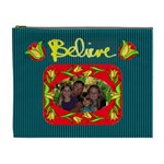 Believe XL cosmetic bag - Cosmetic Bag (XL)