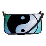 Ying Yang  Evening Bag Front
