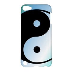 Ying Yang  Apple Ipod Touch 5 Hardshell Case by Siebenhuehner