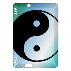 Ying Yang  Kindle Fire Hdx 7  Hardshell Case by Siebenhuehner