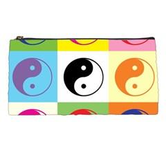 Ying Yang   Pencil Case by Siebenhuehner