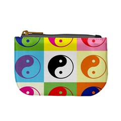 Ying Yang   Coin Change Purse by Siebenhuehner