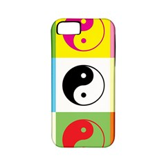 Ying Yang   Apple Iphone 5 Classic Hardshell Case (pc+silicone) by Siebenhuehner