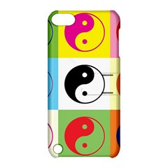 Ying Yang   Apple Ipod Touch 5 Hardshell Case With Stand by Siebenhuehner