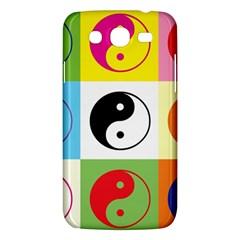 Ying Yang   Samsung Galaxy Mega 5 8 I9152 Hardshell Case  by Siebenhuehner