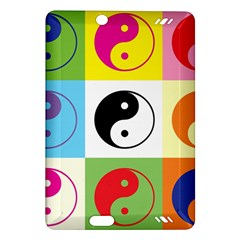 Ying Yang   Kindle Fire Hd 7  (2nd Gen) Hardshell Case by Siebenhuehner