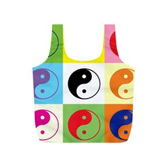 Ying Yang   Reusable Bag (s) by Siebenhuehner