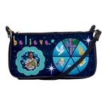 Believe clutch bag #2 - Shoulder Clutch Bag