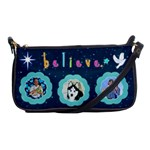 Believe clutch bag #3 - Shoulder Clutch Bag