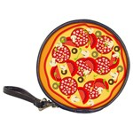 pizza - Classic 20-CD Wallet