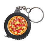 pizza - Measuring Tape