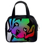 Dog Classic Handbag (Two Sides)
