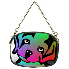 Dog Chain Purse (two Sided)  by Siebenhuehner