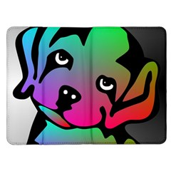 Dog Kindle Fire Flip Case by Siebenhuehner