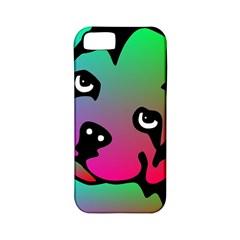 Dog Apple Iphone 5 Classic Hardshell Case (pc+silicone)