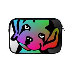 Dog Apple Ipad Mini Zippered Sleeve by Siebenhuehner