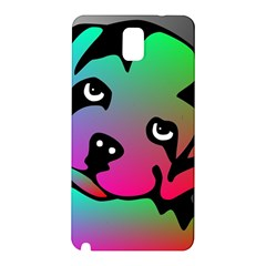 Dog Samsung Galaxy Note 3 N9005 Hardshell Back Case