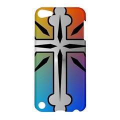 Cross Apple Ipod Touch 5 Hardshell Case by Siebenhuehner