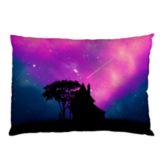 Alone Pillow Case by Contest1836099
