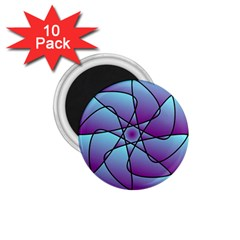 Pattern 1.75  Button Magnet (10 pack) by Siebenhuehner