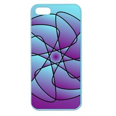 Pattern Apple Seamless Iphone 5 Case (color) by Siebenhuehner