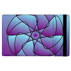 Pattern Apple Ipad 2 Flip Case by Siebenhuehner