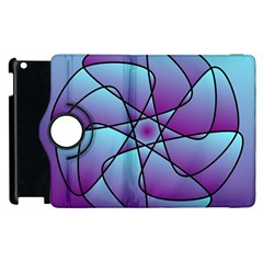 Pattern Apple Ipad 3/4 Flip 360 Case by Siebenhuehner