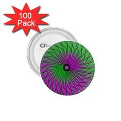 Pattern 1 75  Button (100 Pack) by Siebenhuehner