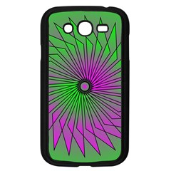 Pattern Samsung Galaxy Grand Duos I9082 Case (black) by Siebenhuehner