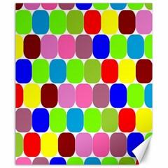 Color Canvas 20  X 24  (unframed) by Siebenhuehner