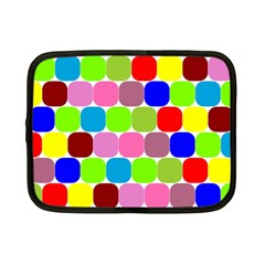 Color Netbook Sleeve (small) by Siebenhuehner