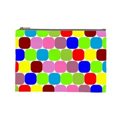 Color Cosmetic Bag (large) by Siebenhuehner