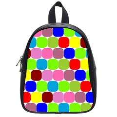Color School Bag (small) by Siebenhuehner