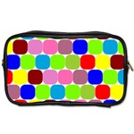 Color Travel Toiletry Bag (Two Sides) Front