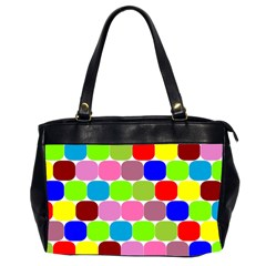 Color Oversize Office Handbag (two Sides) by Siebenhuehner