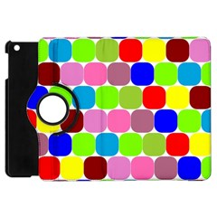 Color Apple Ipad Mini Flip 360 Case by Siebenhuehner