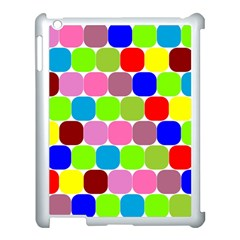 Color Apple Ipad 3/4 Case (white) by Siebenhuehner
